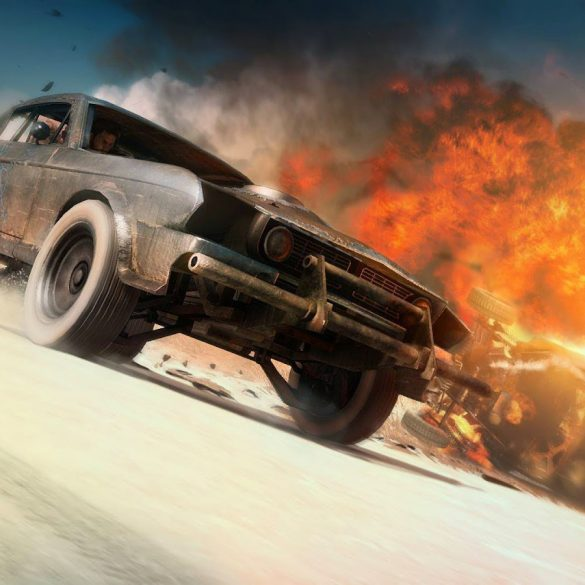 Mad2BMax2Bcar2Bchase Δες το πόσο πολύπλοκες είναι οι σκηνές καταδίωξης στη νέα ταινία Mad Max
