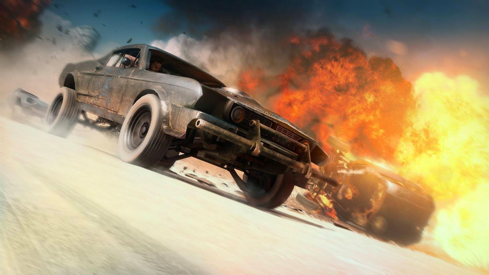 Δες το πόσο πολύπλοκες είναι οι σκηνές καταδίωξης στη νέα ταινία Mad Max Getaway Car, Mad Max, movie cars, videos