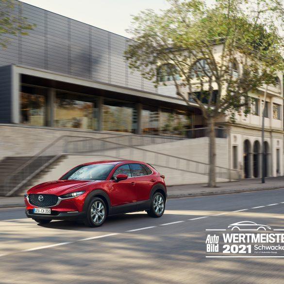 Mazda CX 30 Wertmeister To Mazda CX-30 διατηρεί την τιμή του ως μεταχειρισμένο, λένε οι Γερμανοί