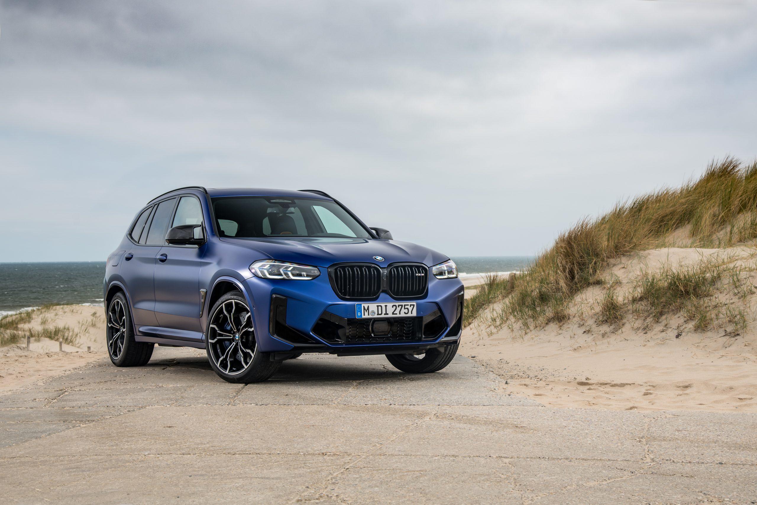 P90423895 highRes scaled Ιδού οι νέες BMW X3 M Competition και BMW X4 M Competition BMW, BMW M, BMW X3, BMW X4, SUV, X3 M, X4 M, ειδήσεις, Νέα