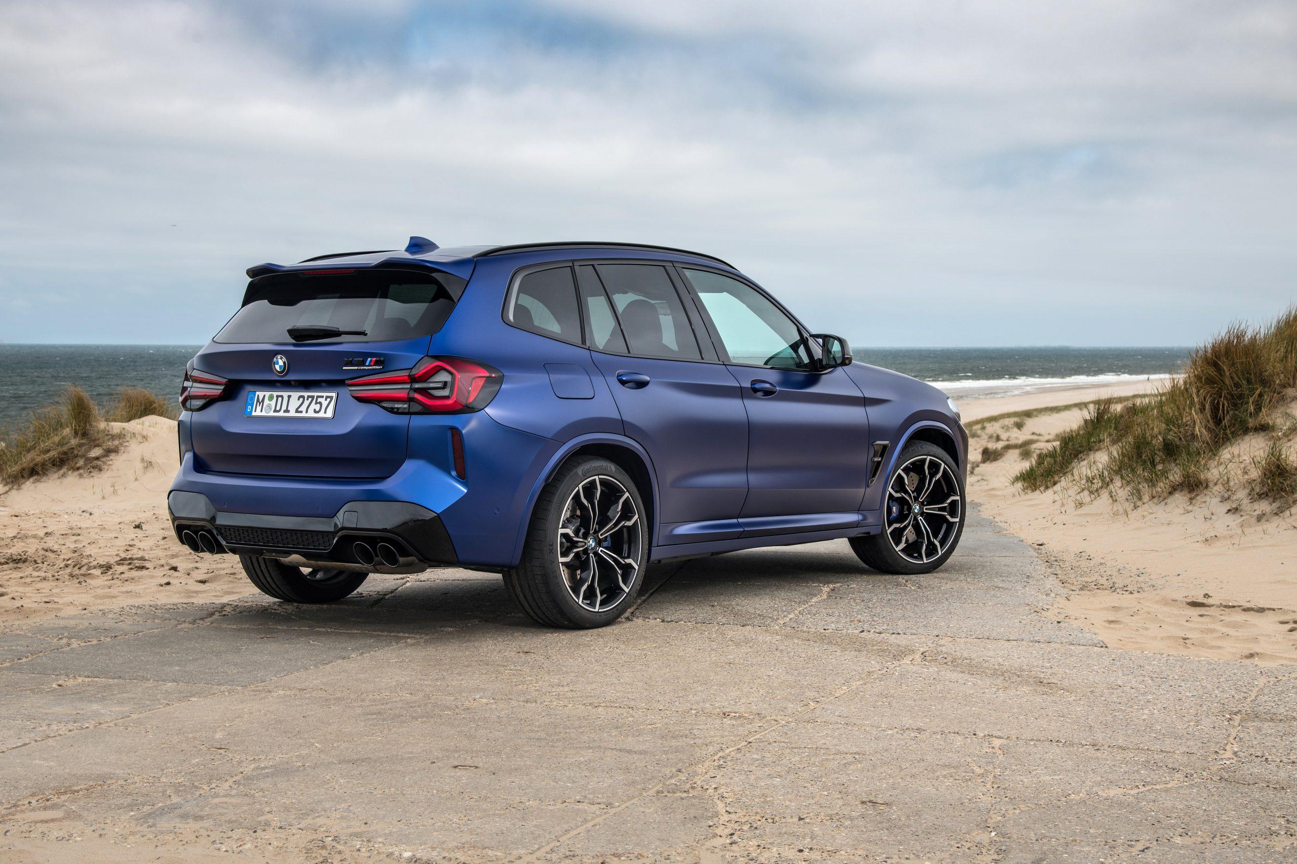 P90423898 highRes scaled Ιδού οι νέες BMW X3 M Competition και BMW X4 M Competition BMW, BMW M, BMW X3, BMW X4, SUV, X3 M, X4 M, ειδήσεις, Νέα