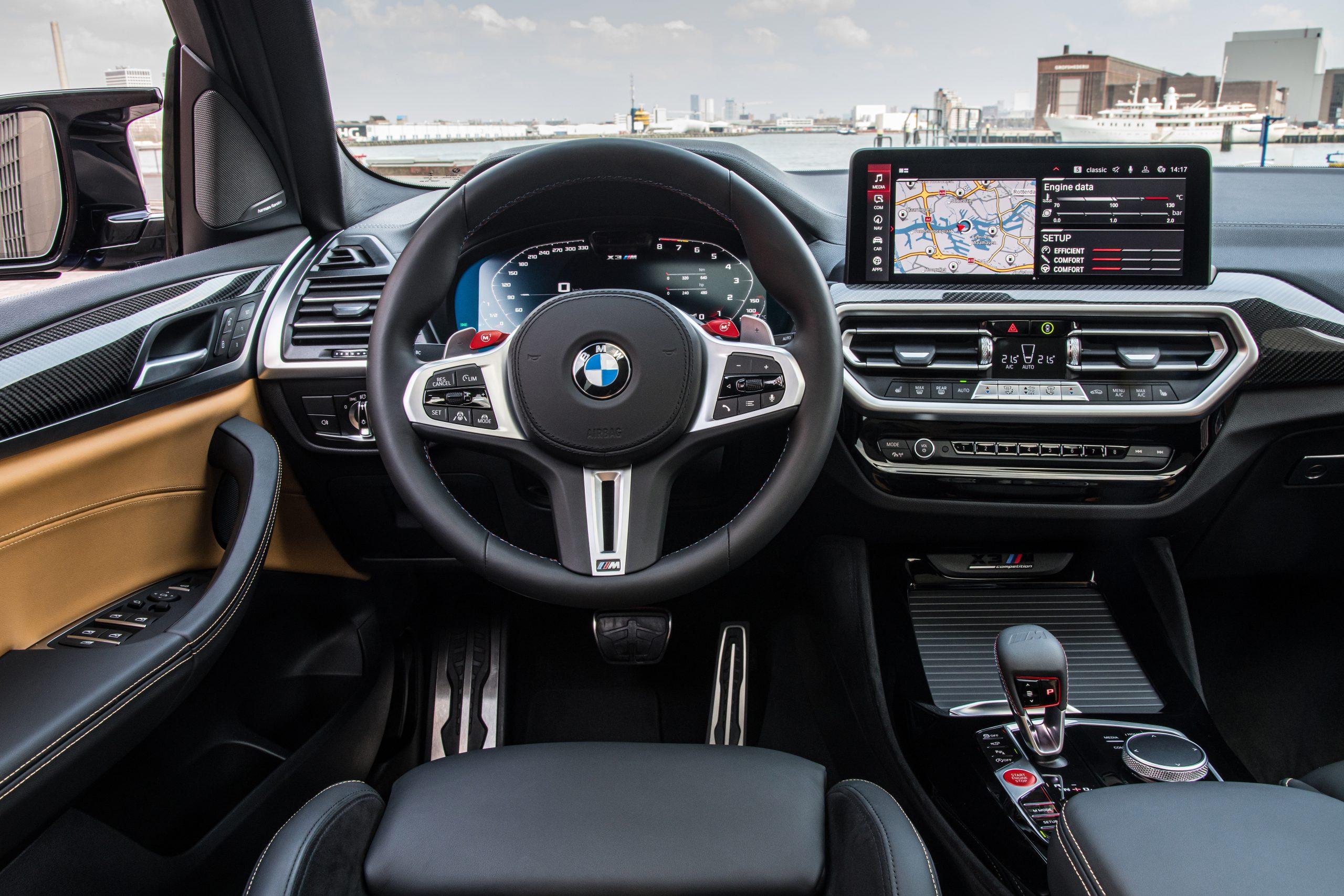 P90423917 highRes scaled Ιδού οι νέες BMW X3 M Competition και BMW X4 M Competition BMW, BMW M, BMW X3, BMW X4, SUV, X3 M, X4 M, ειδήσεις, Νέα