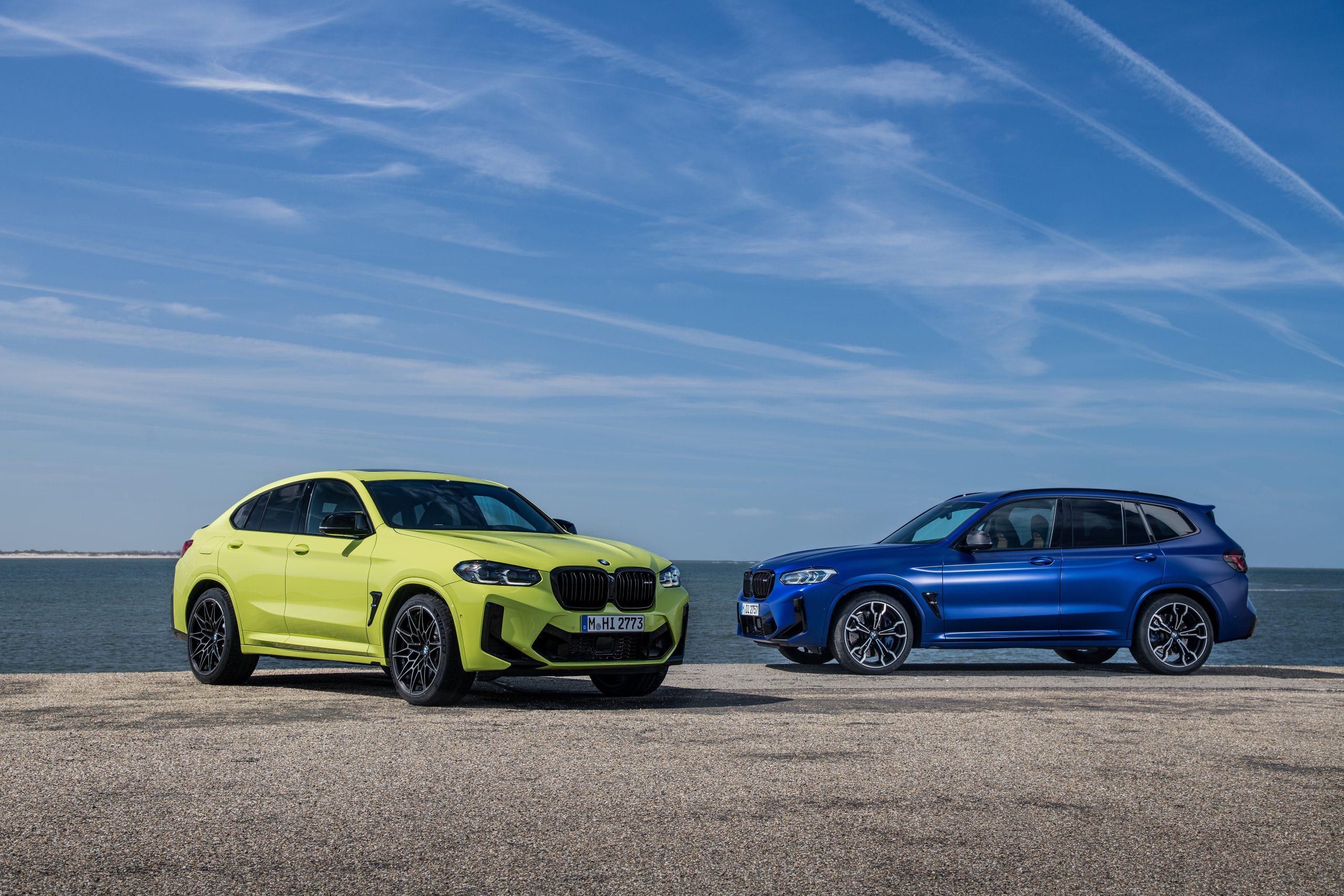 P90423931 highRes scaled Ιδού οι νέες BMW X3 M Competition και BMW X4 M Competition BMW, BMW M, BMW X3, BMW X4, SUV, X3 M, X4 M, ειδήσεις, Νέα