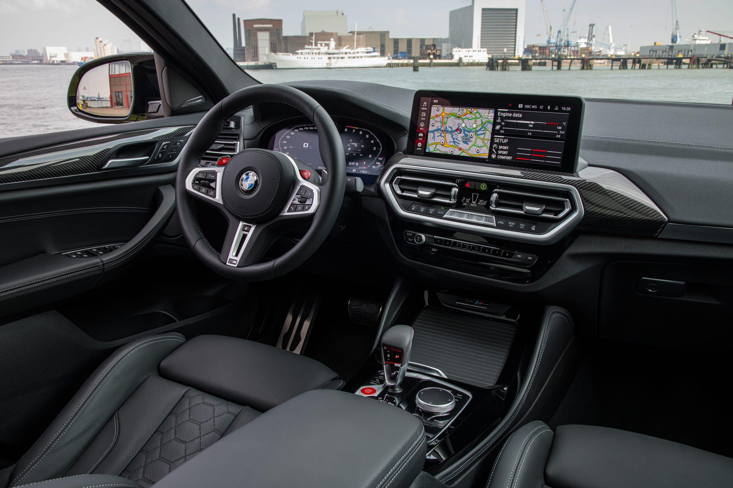 P90423964 highRes scaled Ιδού οι νέες BMW X3 M Competition και BMW X4 M Competition BMW, BMW M, BMW X3, BMW X4, SUV, X3 M, X4 M, ειδήσεις, Νέα