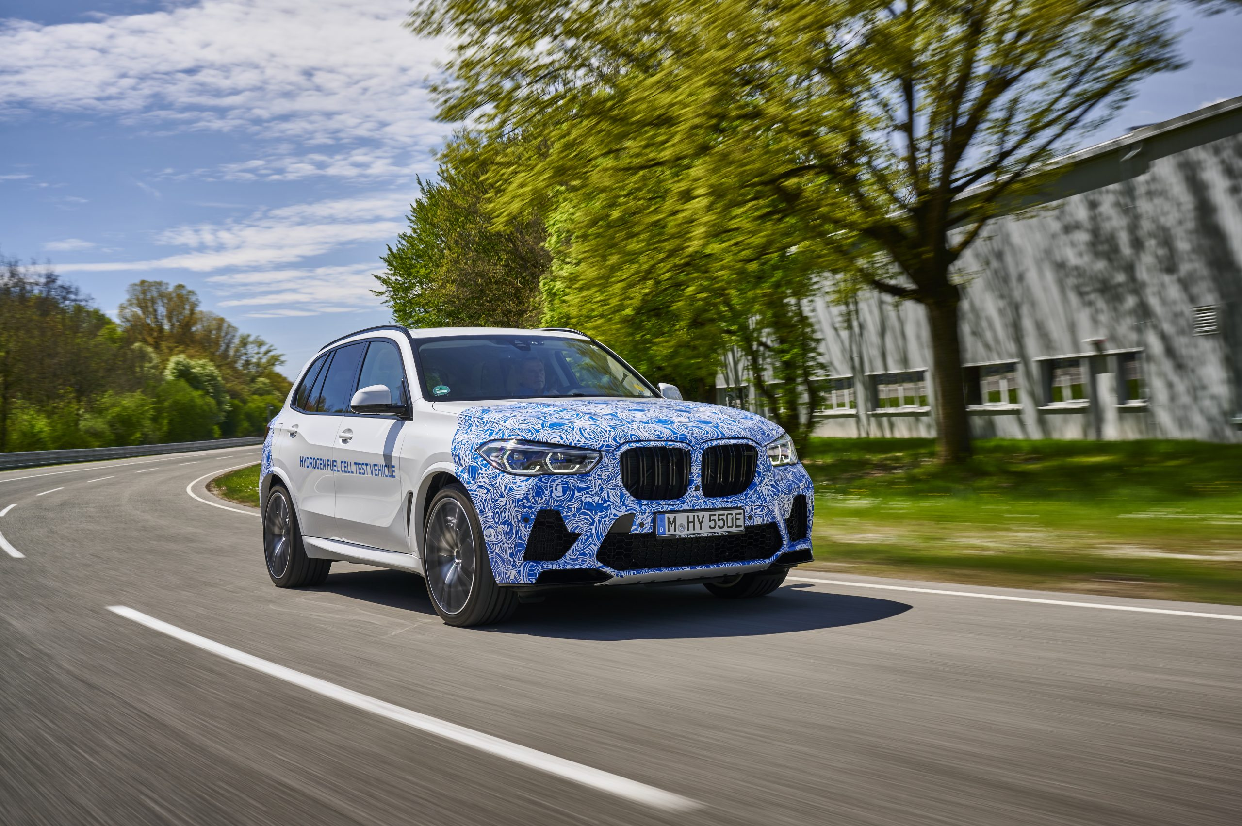 P90424559 highRes scaled Η BMW ξεκινά δοκιμές για μοντέλα κυψελών καυσίμου υδρογόνου BMW, zblog, ειδήσεις, Νέα, υδρογόνο