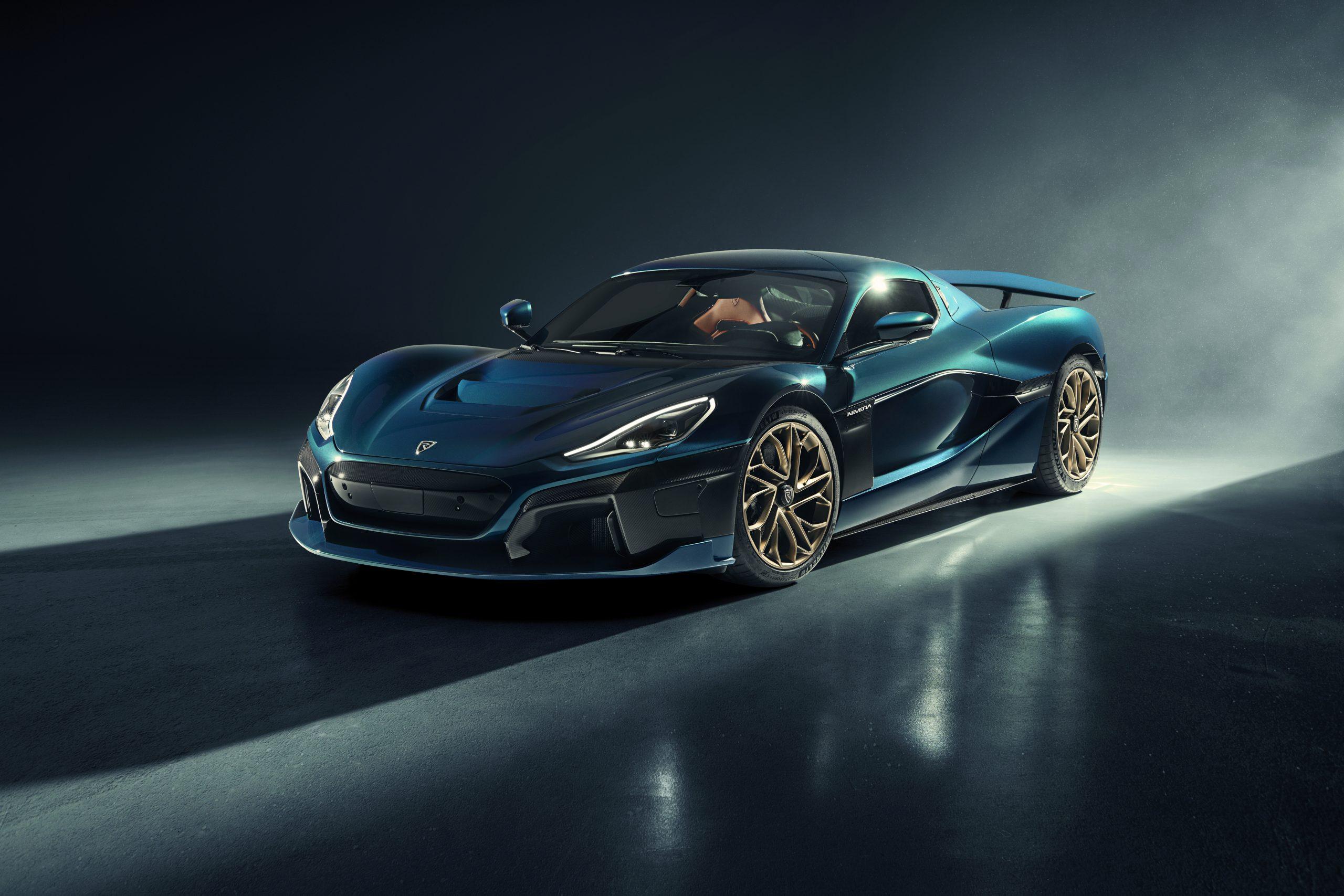 RIMAC NEVERA FRONT 34 close scaled Rimac και Porsche, αγοράζουν τη Bugatti; Bugatti, Porsche, Rimac, Volkswagen, VW, zblog, ειδήσεις, Νέα