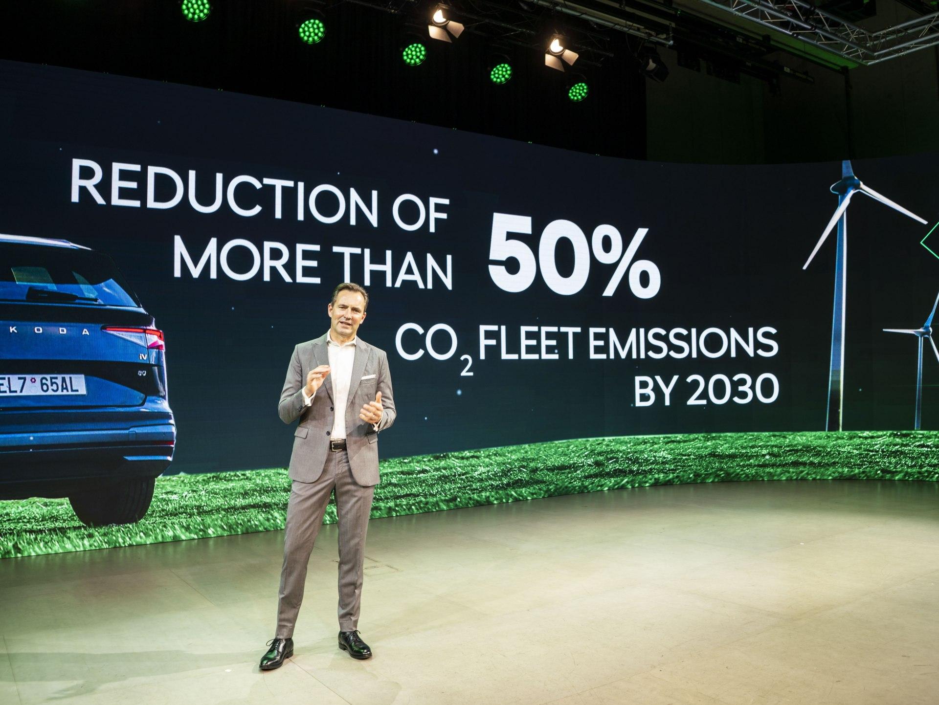 SKODA AUTO NEXT LEVEL SKODA STRATEGY 2030 THOMAS SCHAEFER CEO 1 Πώς θα είναι η Skoda το 2030 Skoda, ειδήσεις, Νέα