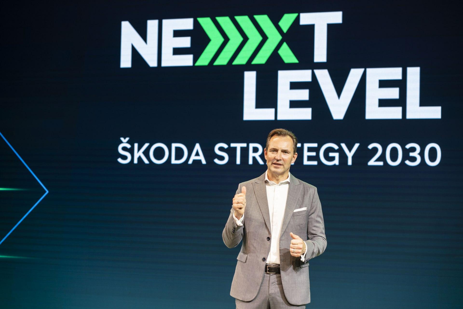 SKODA AUTO NEXT LEVEL SKODA STRATEGY 2030 THOMAS SCHAEFER CEO 2 Πώς θα είναι η Skoda το 2030 Skoda, ειδήσεις, Νέα