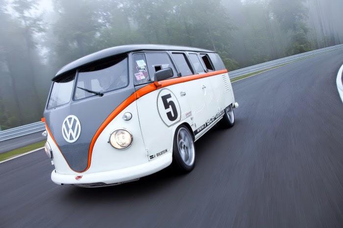 VW T1 Race VW T1 Race Taxi. Ένα Transporter με κινητήρα Porsche απόδοσης 530 ίππων TEST, tuning, VW, VW T1, VW Transporter, zblog, μετατροπές