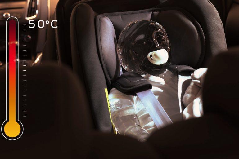 VideoScreenshot Ford : Πως μερικά λεπτά στο αυτοκίνητο το καλοκαίρι, μπορούν να αποβούν μοιραία για παιδιά και κατοικίδια