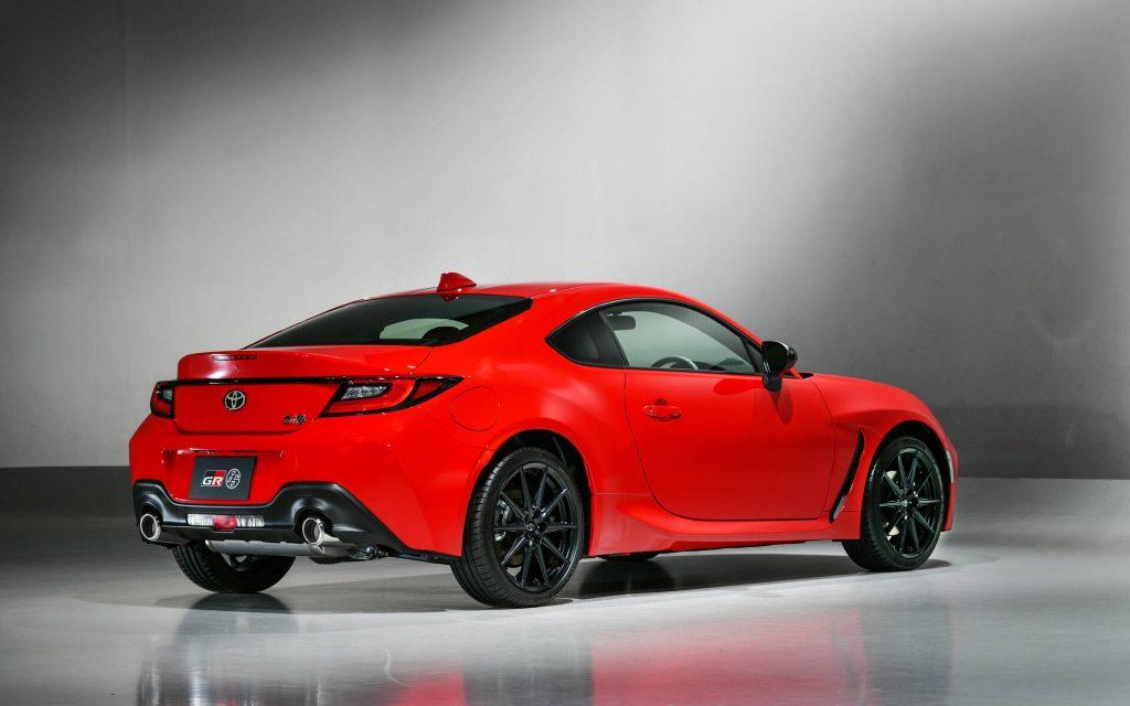 gr 86 2022 To αυτόματο Toyota GR86 θα είναι πιο αργό από το χειροκίνητο! Subaru, Subaru BRZ, Toyota, Toyota GT 86, zblog