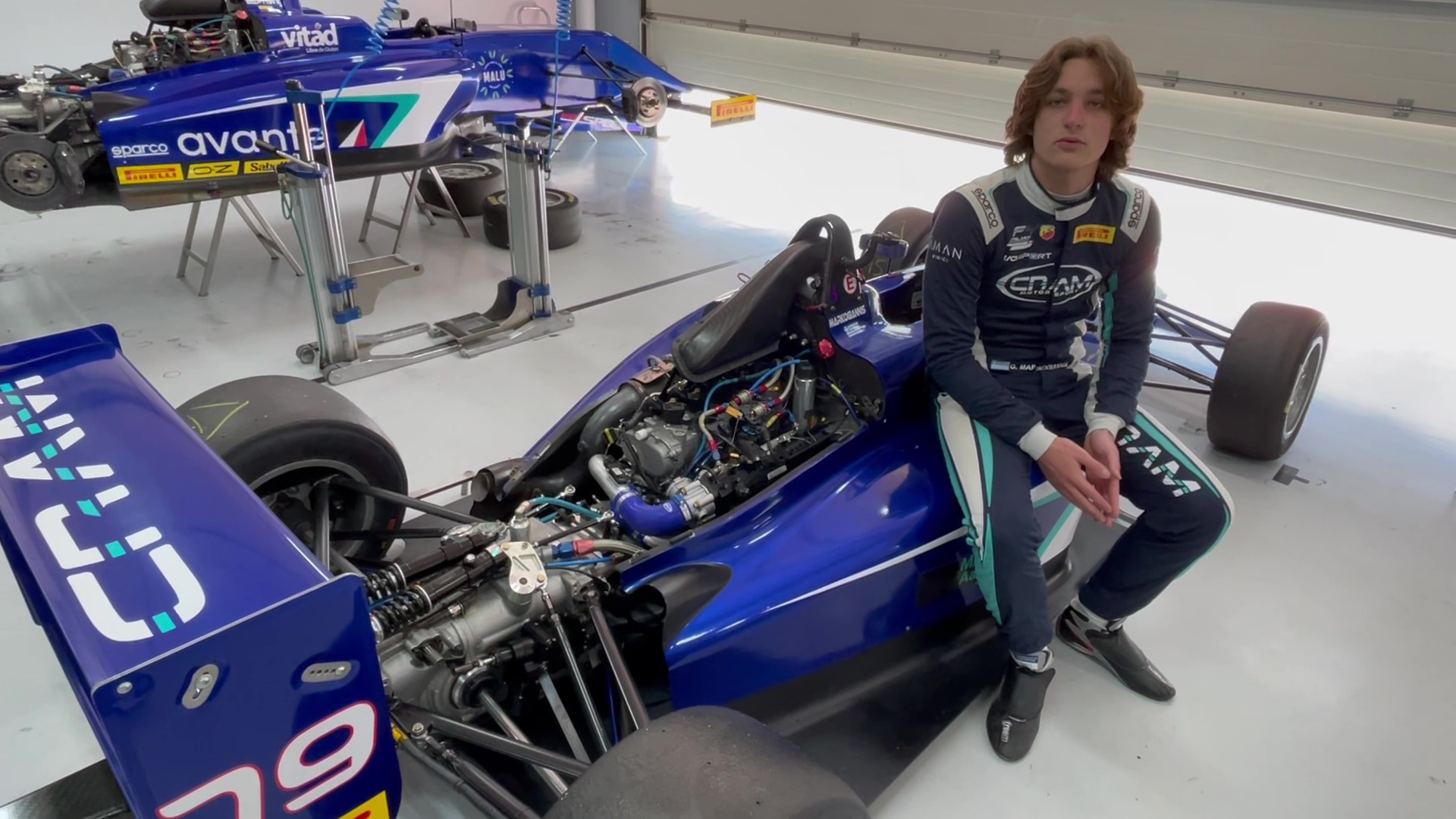 testingpaulricard0708may2021abarth2 609d01090fb0a H Ιταλική Formula 4, συνεχίζει στη Vallelunga Abarth, Formula 4, αγωνες, ειδήσεις, Νέα