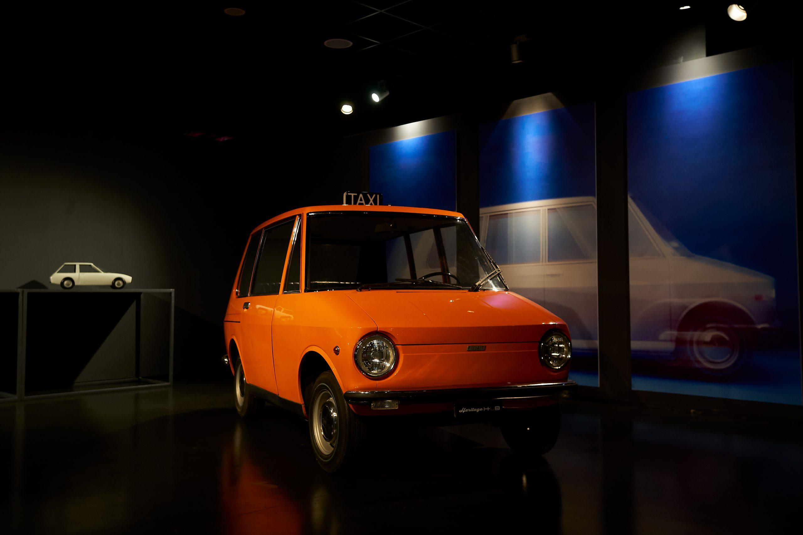 01 Fiat City Taxi scaled H Fiat, o ιδιοφυής σχεδιαστής και ένα περίεργο ταξί Fiat, retro, ειδήσεις, Νέα