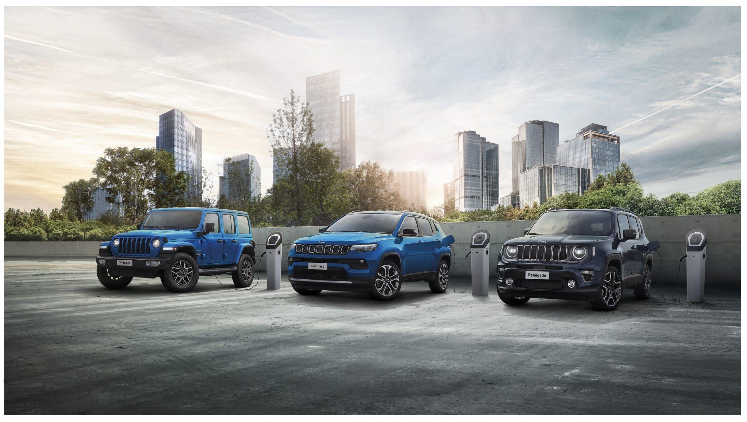 01 1st moment Jeep 4xe range scaled 12 ορόσημα, για τα 80α γενέθλια της Jeep Jeep, Jeep Cherokee, Jeep Compass, Jeep Gladiator, Jeep Grand Cherokee, Jeep Renegade, Jeep Willys, Jeep Wrangler, ειδήσεις, Νέα