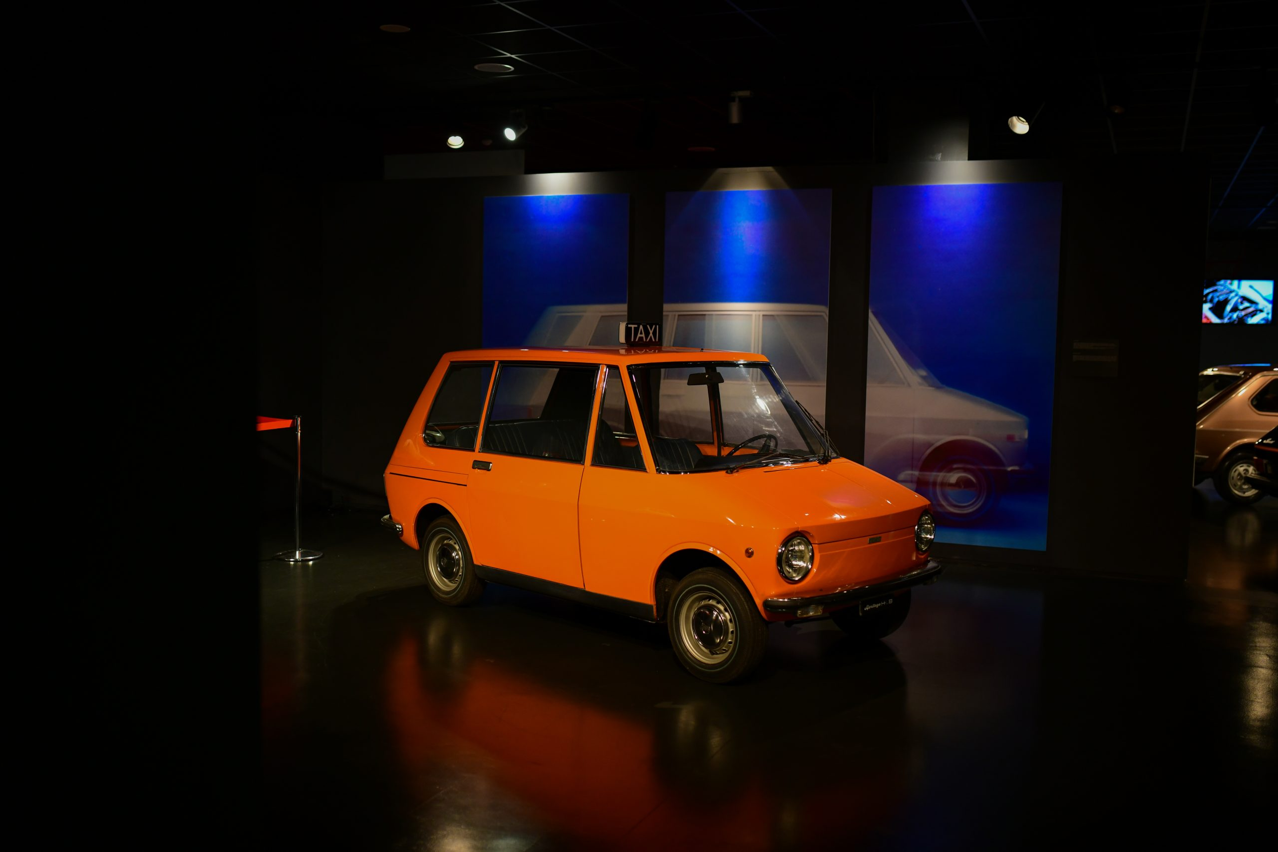 02 Fiat City Taxi scaled H Fiat, o ιδιοφυής σχεδιαστής και ένα περίεργο ταξί Fiat, retro, ειδήσεις, Νέα