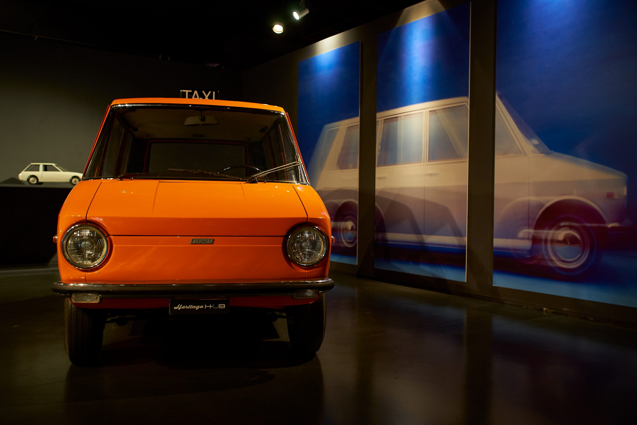 03 Fiat City Taxi scaled H Fiat, o ιδιοφυής σχεδιαστής και ένα περίεργο ταξί Fiat, retro, ειδήσεις, Νέα