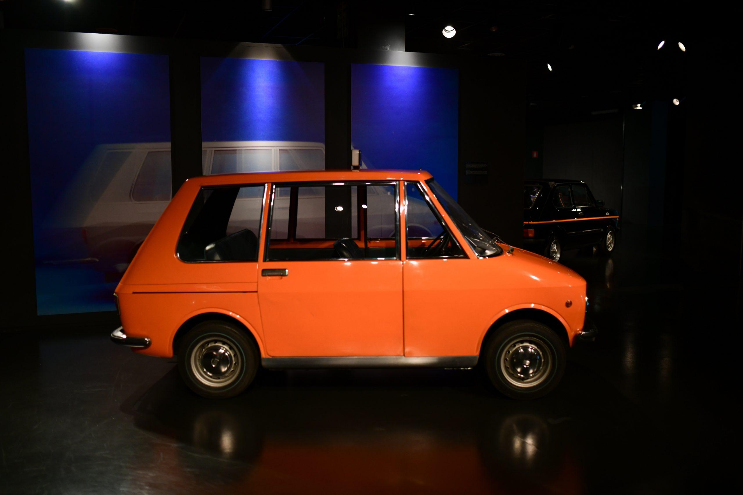 04 Fiat City Taxi scaled H Fiat, o ιδιοφυής σχεδιαστής και ένα περίεργο ταξί Fiat, retro, ειδήσεις, Νέα