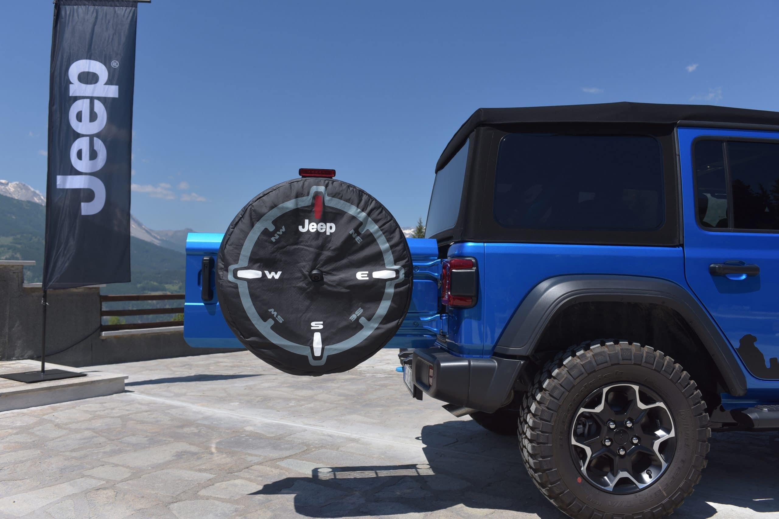 04 Jeep Wrangler 4xe scaled Νέα σειρά αξεσουάρ για το Plug-in Hybrid, Jeep Wrangler 4xe Jeep, Jeep 4XE, Mopar, Wrangler, Wrangler 4XE, ειδήσεις, Νέα
