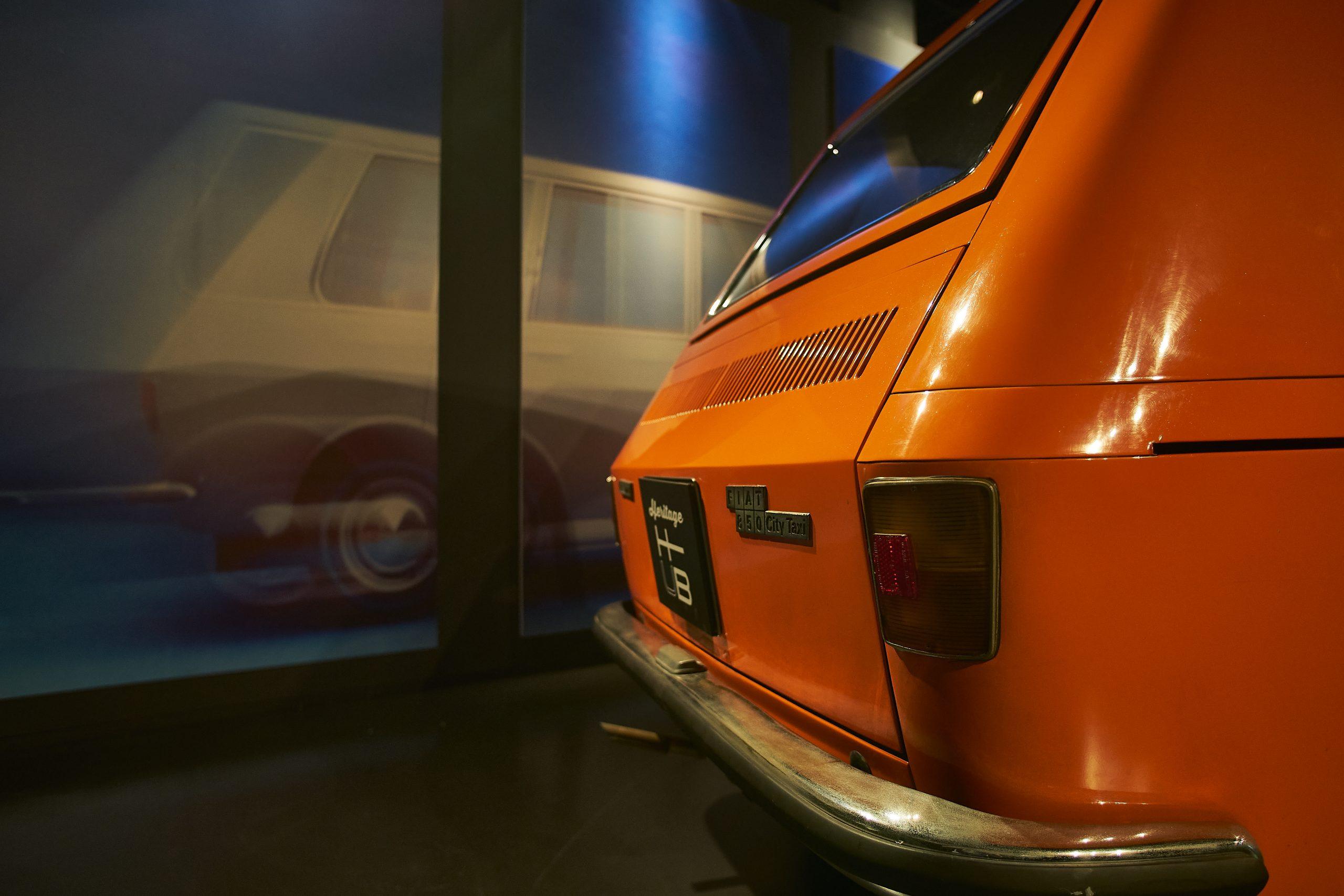 06 Fiat City Taxi scaled H Fiat, o ιδιοφυής σχεδιαστής και ένα περίεργο ταξί Fiat, retro, ειδήσεις, Νέα