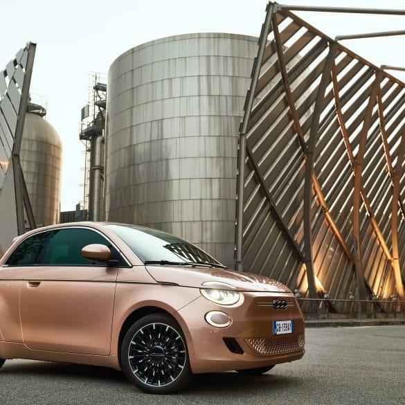 07 New 500 Fiat 500e : Free2Move eSolutions & Accenture κάνουν πιο πρακτική και προσιτή την ηλεκτροκίνηση