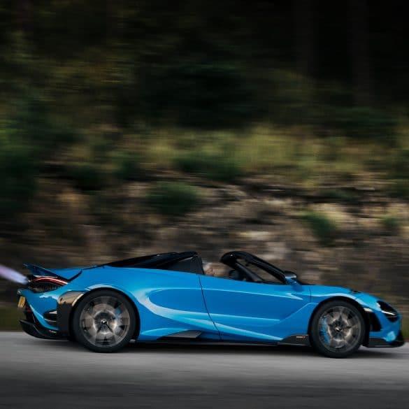 13444 McLaren765LTSpider Η 765LT Spider είναι το νέο supercar της McLaren