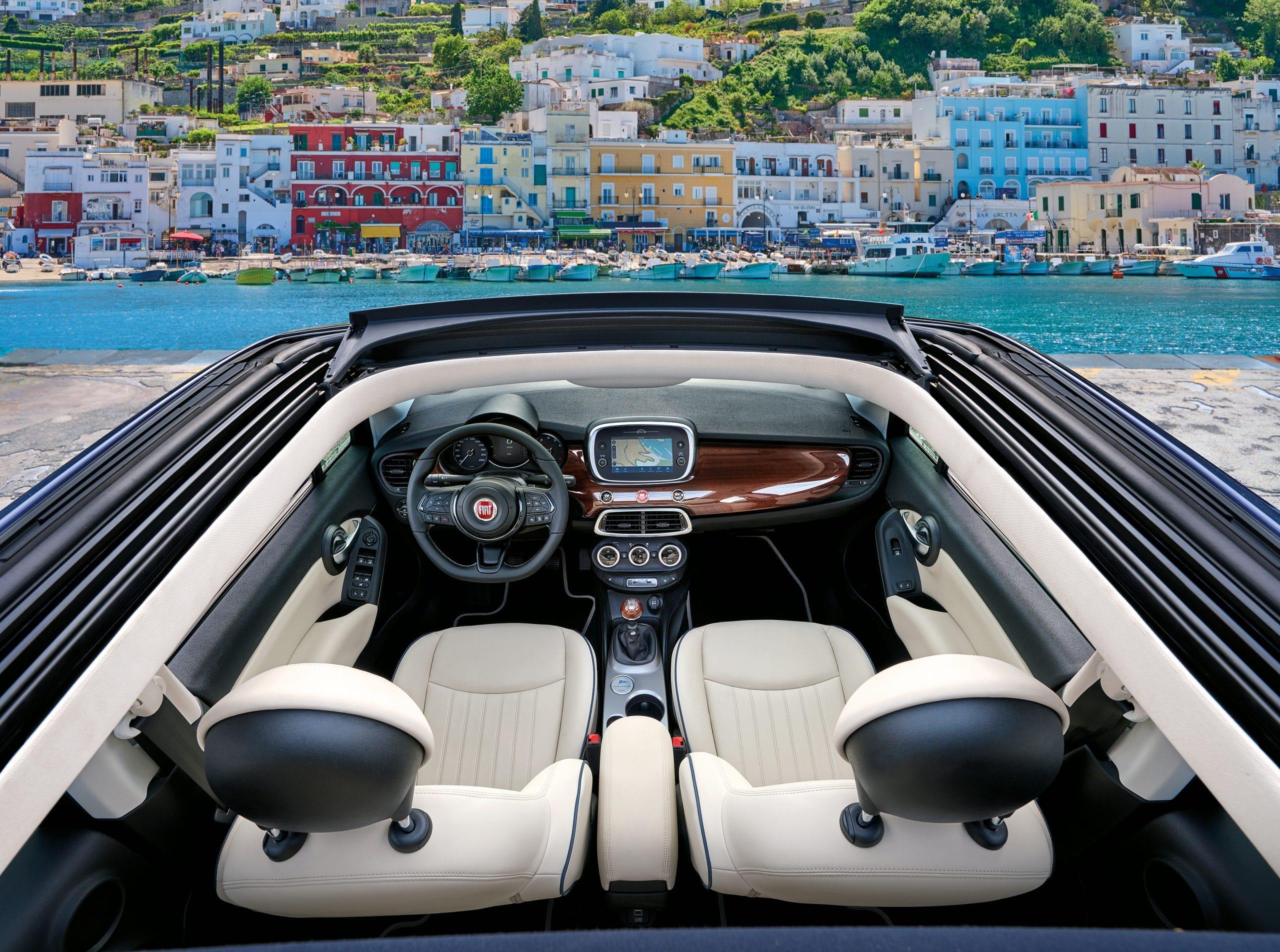 16 500X Yachting scaled 500Χ Yachting : H Fiat γιορτάζει το καλοκαίρι με την πιο ξεχωριστή έκδοση του 500 500, 500Χ Yachting, Fiat, Fiat 500, Fiat 500X, ειδήσεις, Νέα