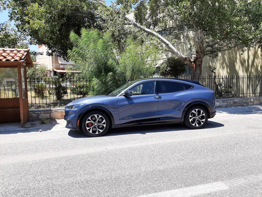 20210709 141250 1 Οδηγούμε τη Ford Mustang Mach-E Electric cars, Ford, Ford Mustang, Ford Mustang Mach-E, zblog, αγορά, ηλεκτρικά, τιμές