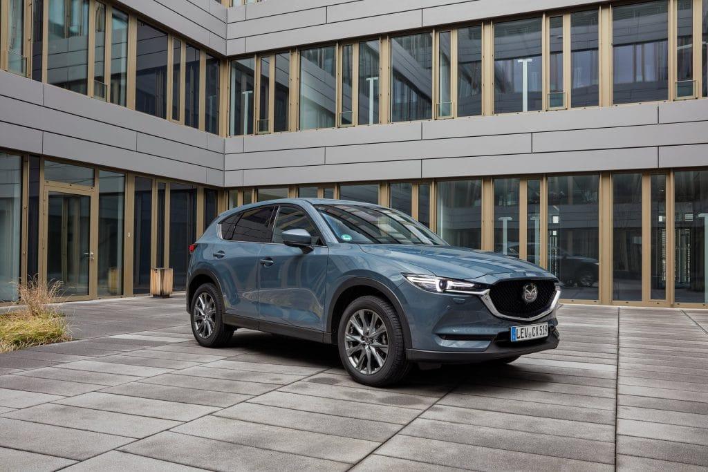 "2021 Mazda CX 5 Polymetal Grey Exterior 3 Οι Γερμανοί διαπίστωσαν ότι το Mazda CX-5 ""δε σπάει-δε χαλάει"" Mazda, Mazda CX-5, βλάβες, καινούρια, μεταχειρισμένα, μεταχειρισμένο"