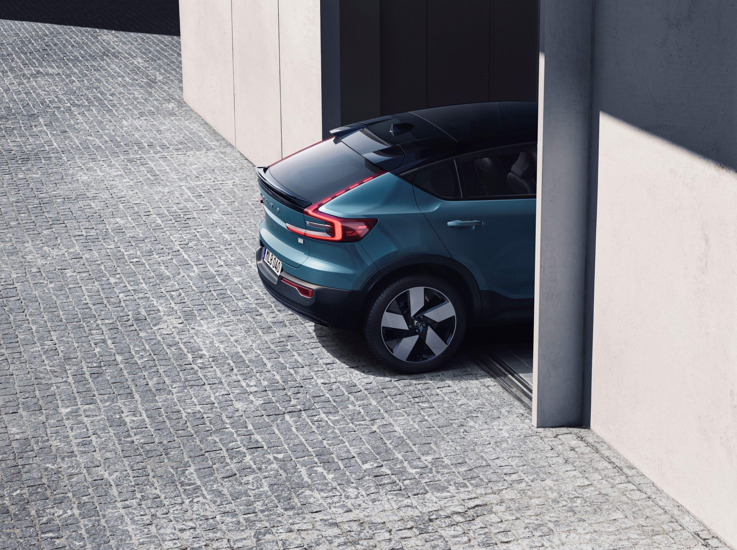 281916 Volvo C40 Recharge scaled Volvo Cars & Geely Holding, δημιουργούν την Aurobay Volvo, Volvo Cars, ειδήσεις, Νέα