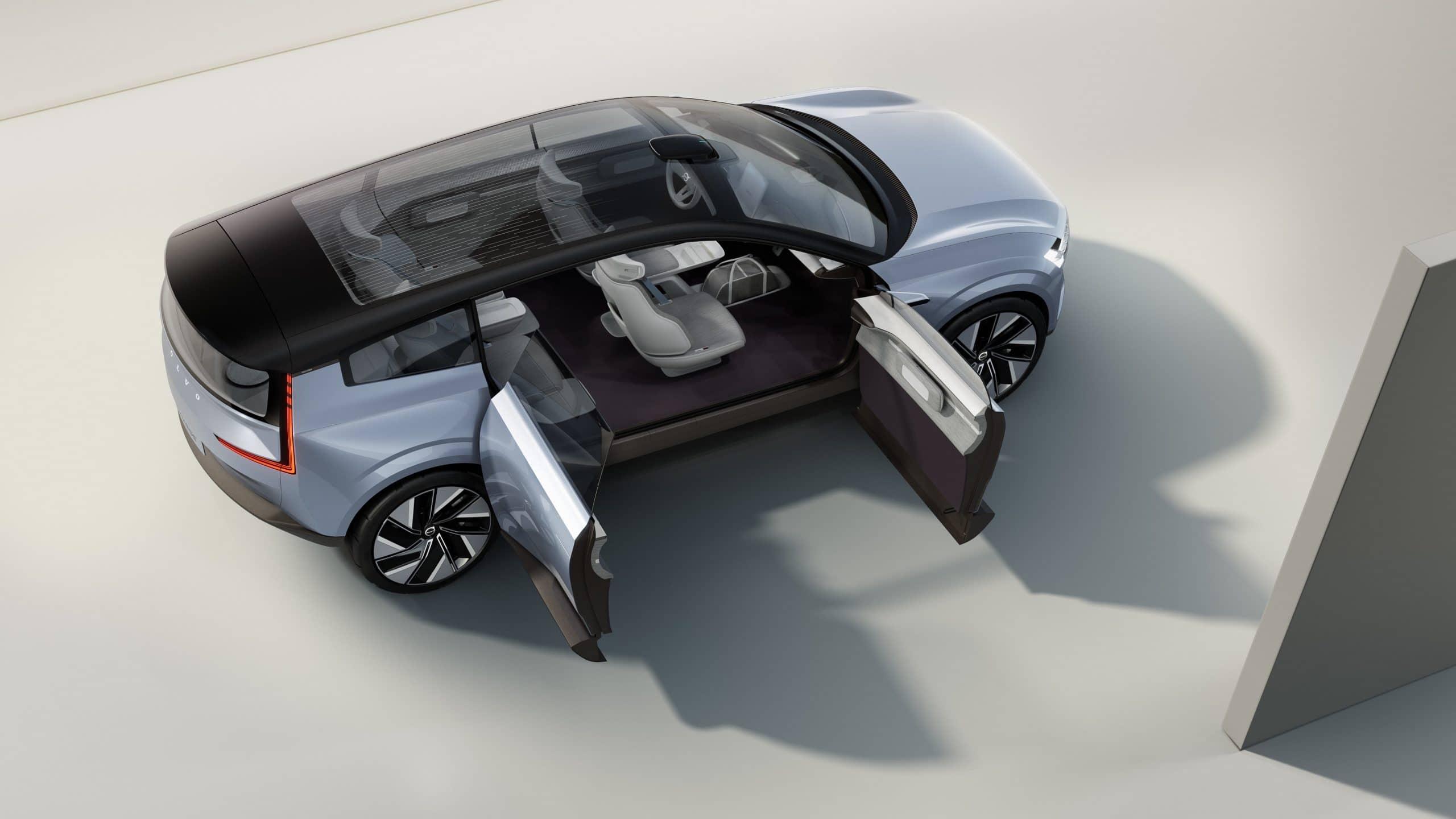 283695 Volvo Concept Recharge scaled Η Volvo μας δείχνει το μέλλον της με το Concept Recharge Concept Recharge, Volvo, Volvo Cars, Volvo Concept Recharge, zblog, ειδήσεις, Νέα
