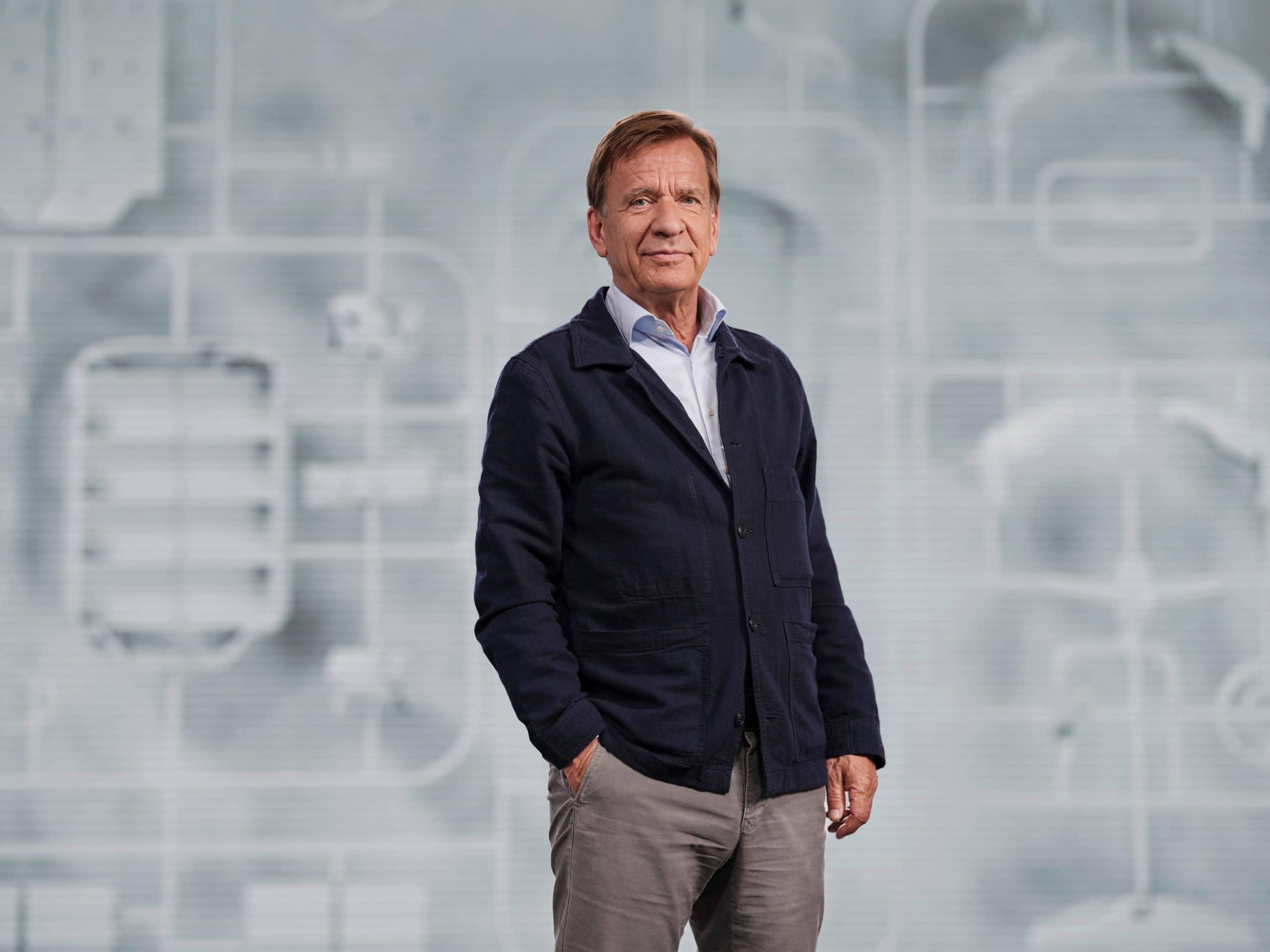 283977 H kan Samuelsson Volvo Cars chief executive scaled Η ECARX επενδύει στη Zenseact της Volvo, για την αυτόνομη οδήγηση Autonomous Driving, ECARX, Polestar, Volvo, Zenseact, ειδήσεις, Νέα, Τεχνολογία