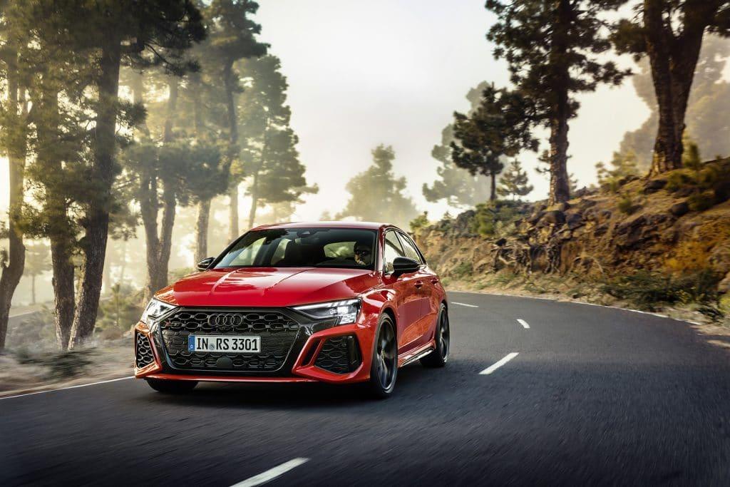 AUDI RS 3 SPORTBACK 4 Με drift mode, semi-slick και 400 PS έρχεται το Audi RS3 Audi, Audi RS3, drift, zblog, καινούρια, τιμές