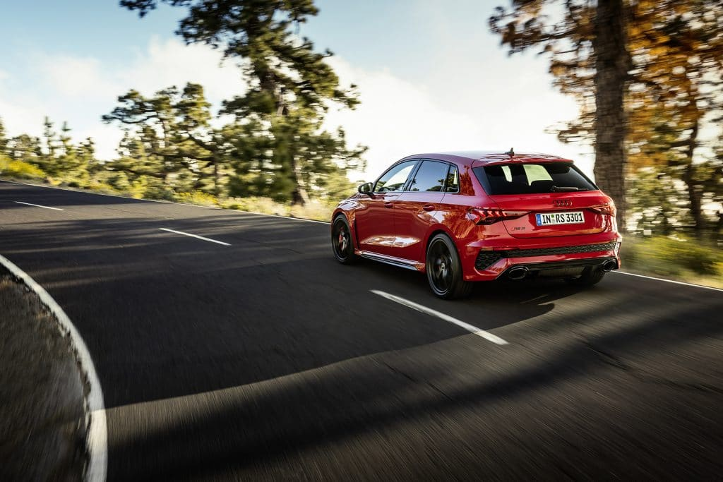 AUDI RS 3 SPORTBACK 5 Με drift mode, semi-slick και 400 PS έρχεται το Audi RS3 Audi, Audi RS3, drift, zblog, καινούρια, τιμές