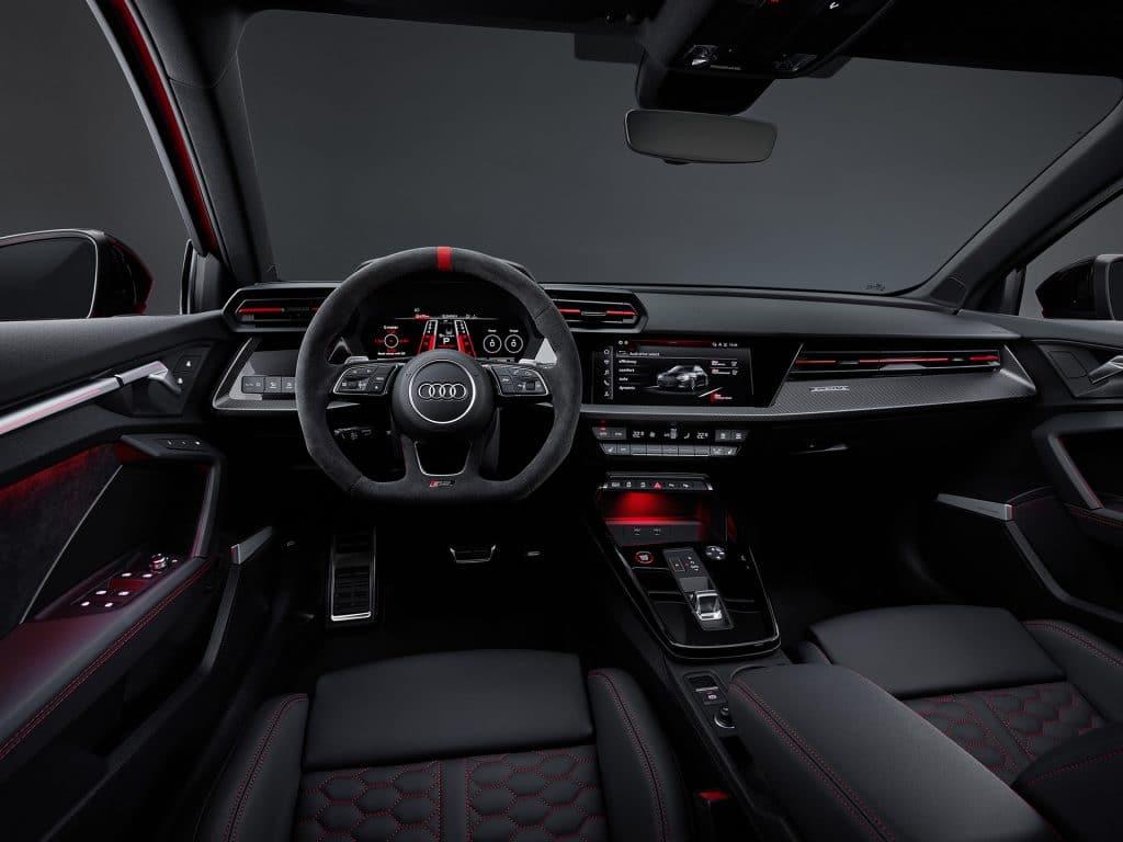 AUDI RS 3 SPORTBACK 7 Με drift mode, semi-slick και 400 PS έρχεται το Audi RS3 Audi, Audi RS3, drift, zblog, καινούρια, τιμές