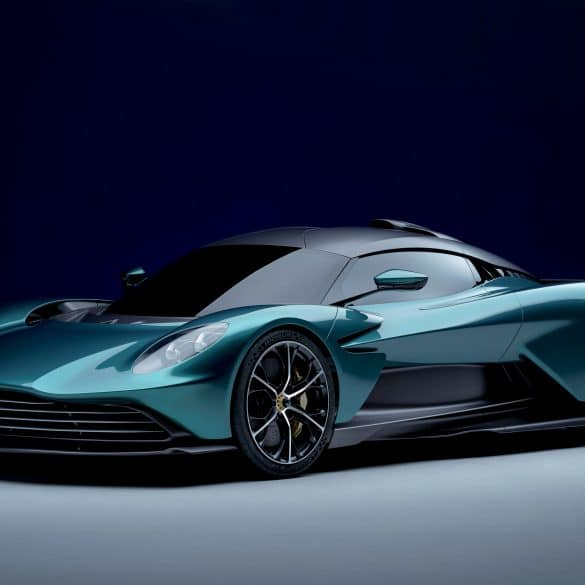 Aston Martin Valhalla02 Valhalla: Το πρώτο κεντρομήχανο supercar της Aston Martin