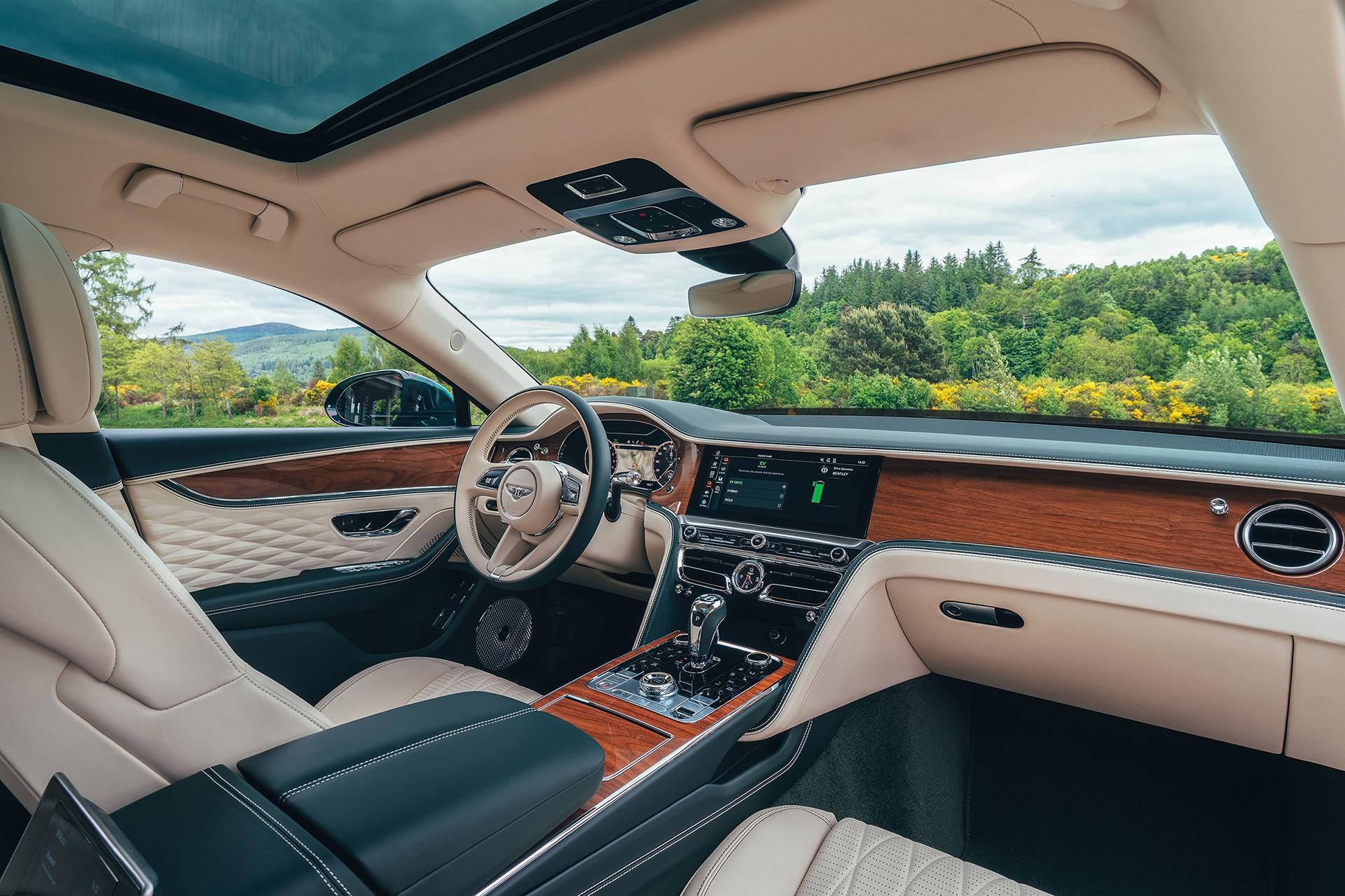 BENTLEY Flying Spur Hybrid 7 ΝΕΑ FLYING SPUR HYBRID : Ακόμα μία πράσινη Bentley Bentley, Bentley Flying Spur, Bentley Flying Spur Hybrid, Hybrid, ειδήσεις, Νέα, υβριδικό