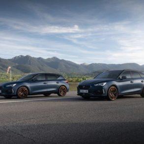 "CUPRA LEON RECEIVES 5 STAR EURO NCAP ""Πεντάστερο"" το Cupra Leon στο EuroNCAP Cupra"