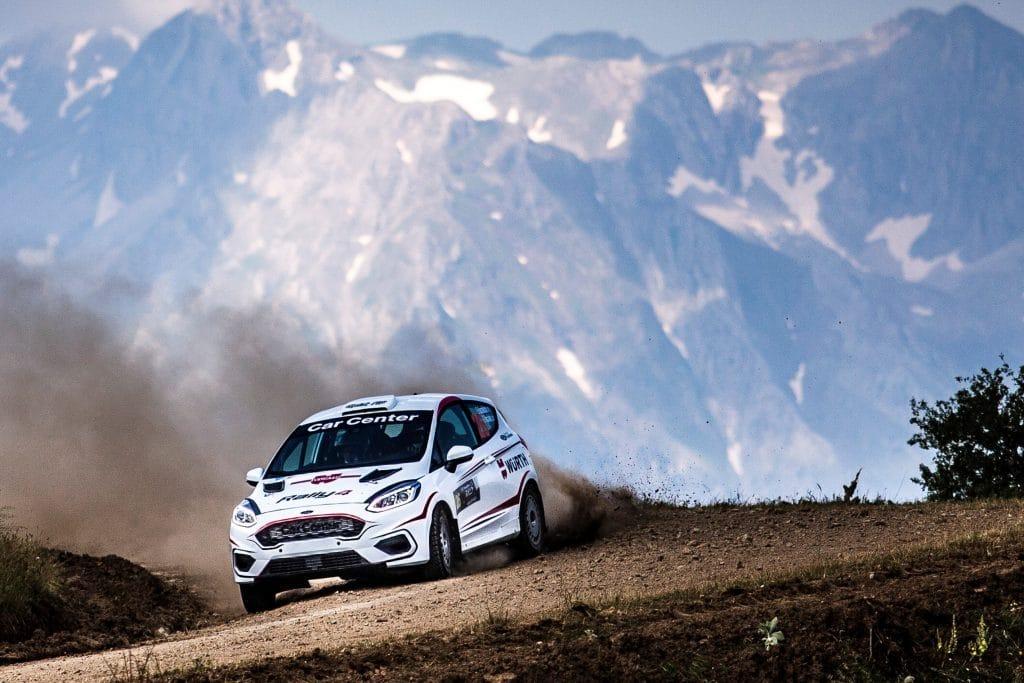Ford Fiesta Rally4 Οι Έλληνες της Ford σαλπίζουν... επίθεση στο ΕΚΟ Ράλλυ Ακρόπολις Ford, Ράλλυ Ακρόπολις