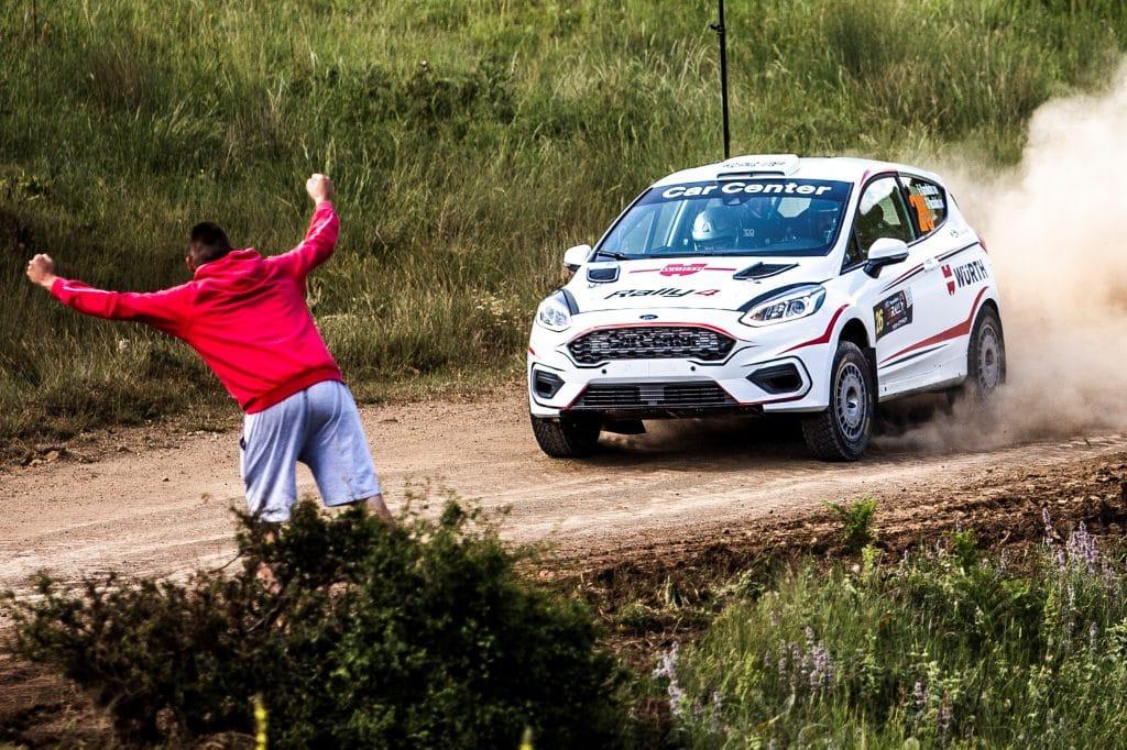 Ford Fiesta Rally4 2 Οι Έλληνες της Ford σαλπίζουν... επίθεση στο ΕΚΟ Ράλλυ Ακρόπολις Ford, Ράλλυ Ακρόπολις