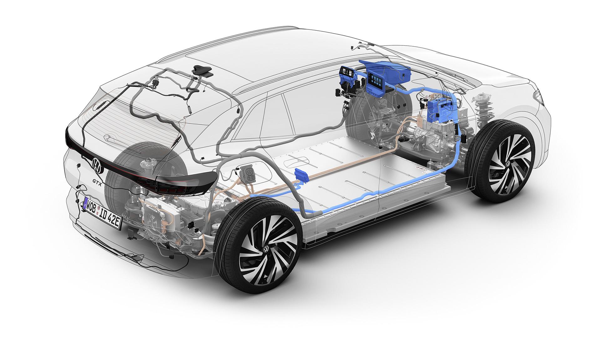 "ID.4 GTX Η Volkswagen μας αφήνει να ρίξουμε μια ""ματιά"" στο μέλλον της αυτοκίνησης Electric cars, electric vehicles, ID.3, ID.4, ID.4 GTX, Volkswagen, Volkswagen Group, Volkswagen ID.3, Volkswagen ID.4, Volkswagen ID.4 GTX, VW, VW ID.3, zblog, ειδήσεις, ηλεκτρικά, ηλεκτροκινηση, κινουμαι ηλεκτρικα, Νέα"