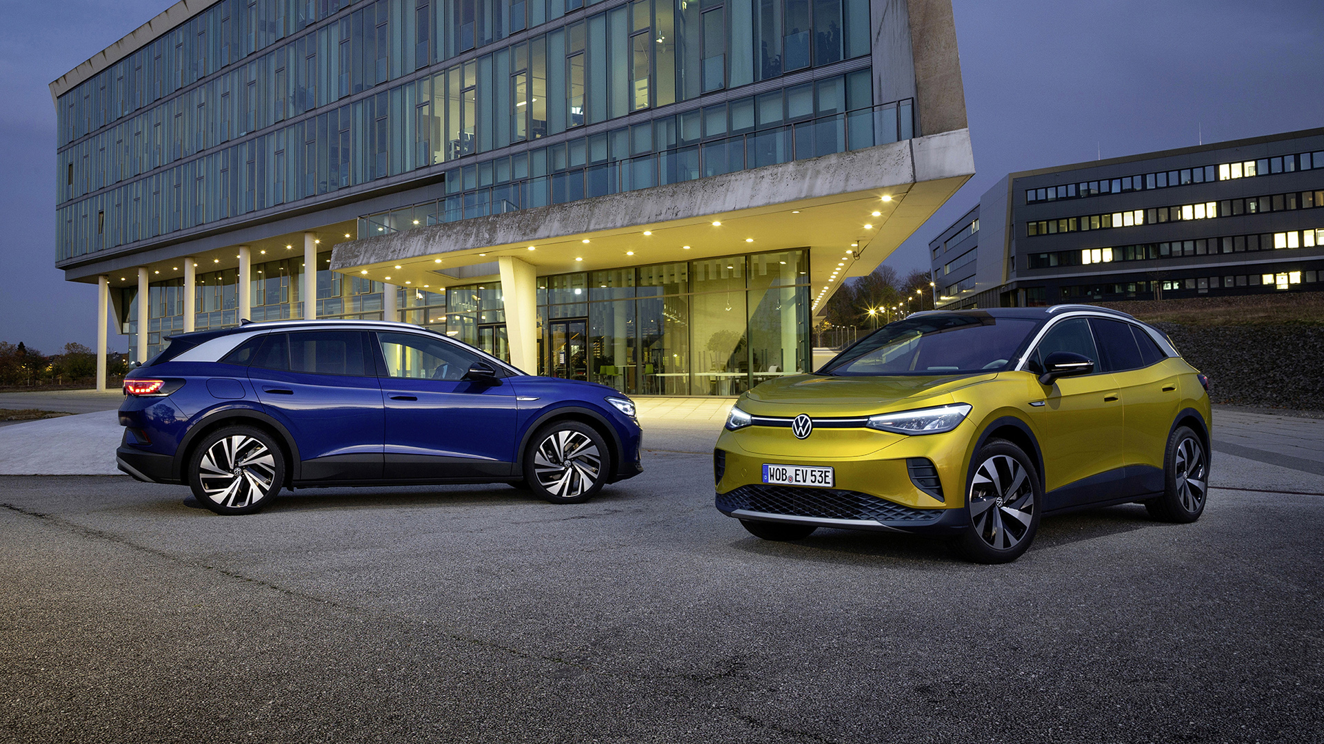 "ID.4 1 Η Volkswagen μας αφήνει να ρίξουμε μια ""ματιά"" στο μέλλον της αυτοκίνησης Electric cars, electric vehicles, ID.3, ID.4, ID.4 GTX, Volkswagen, Volkswagen Group, Volkswagen ID.3, Volkswagen ID.4, Volkswagen ID.4 GTX, VW, VW ID.3, zblog, ειδήσεις, ηλεκτρικά, ηλεκτροκινηση, κινουμαι ηλεκτρικα, Νέα"