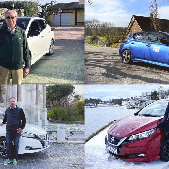 Main collage hq Οι Ευρωπαίοι οδηγοί EVs ταξιδεύουν περισσότερο, σύμφωνα με έρευνα της Nissan