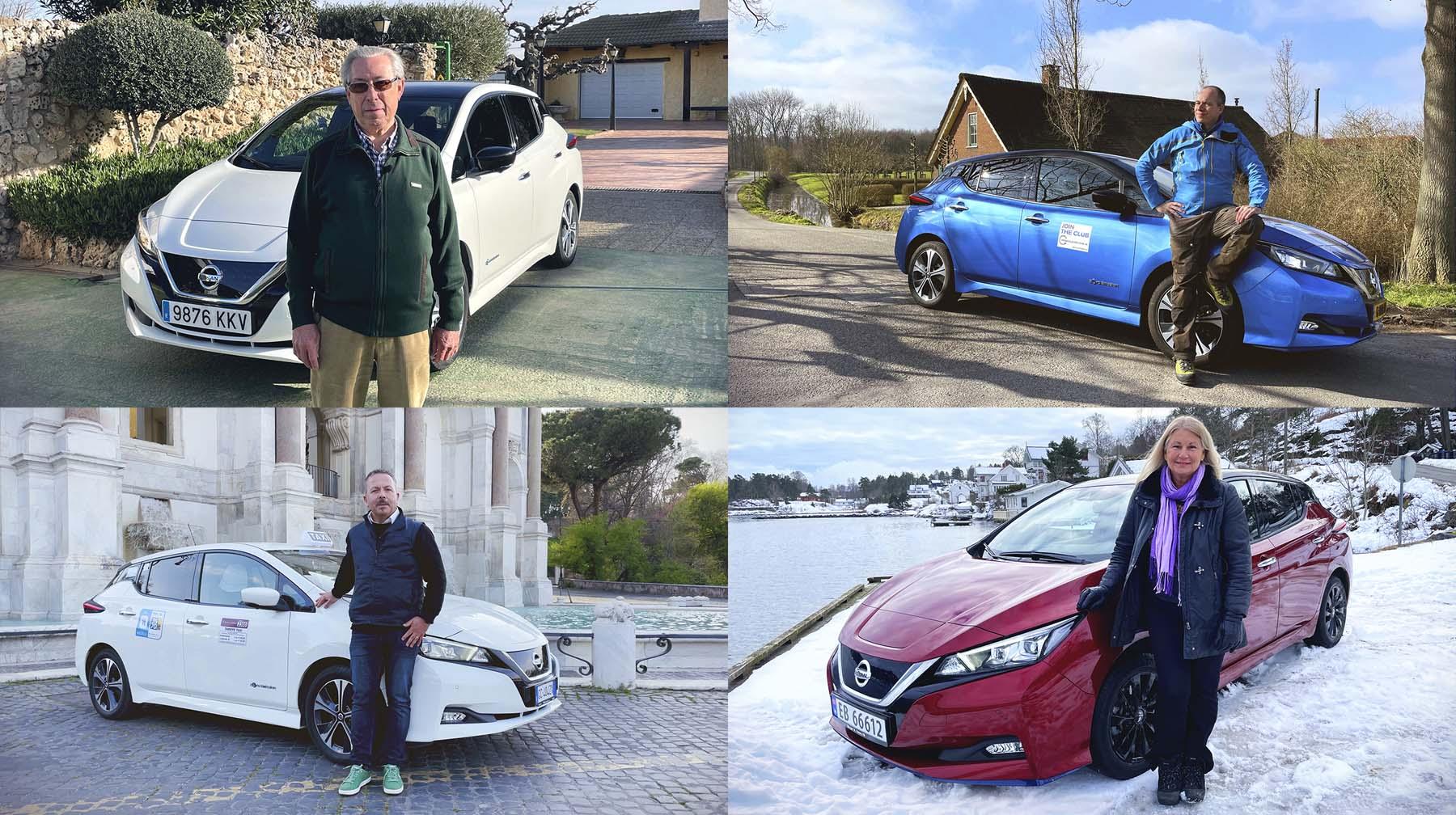Main collage hq Οι Ευρωπαίοι οδηγοί EVs ταξιδεύουν περισσότερο, σύμφωνα με έρευνα της Nissan Electric cars, electric vehicles, EV, Leaf, Nissan, Nissan LEAF, ειδήσεις, ηλεκτρικά, ηλεκτροκινηση, Νέα