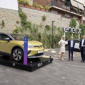 NEW AUTO STRATEGY ENEL X NEW AUTO: Η στρατηγική του Volkswagen Group για το μέλλον της κινητικότητας Volkswagen Group, zblog, ειδήσεις, ηλεκτρικά, ηλεκτροκινηση, Νέα