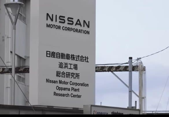 "Nissan RD ""Εισβάλλουμε"" στο ερευνητικό κέντρο της Nissan"
