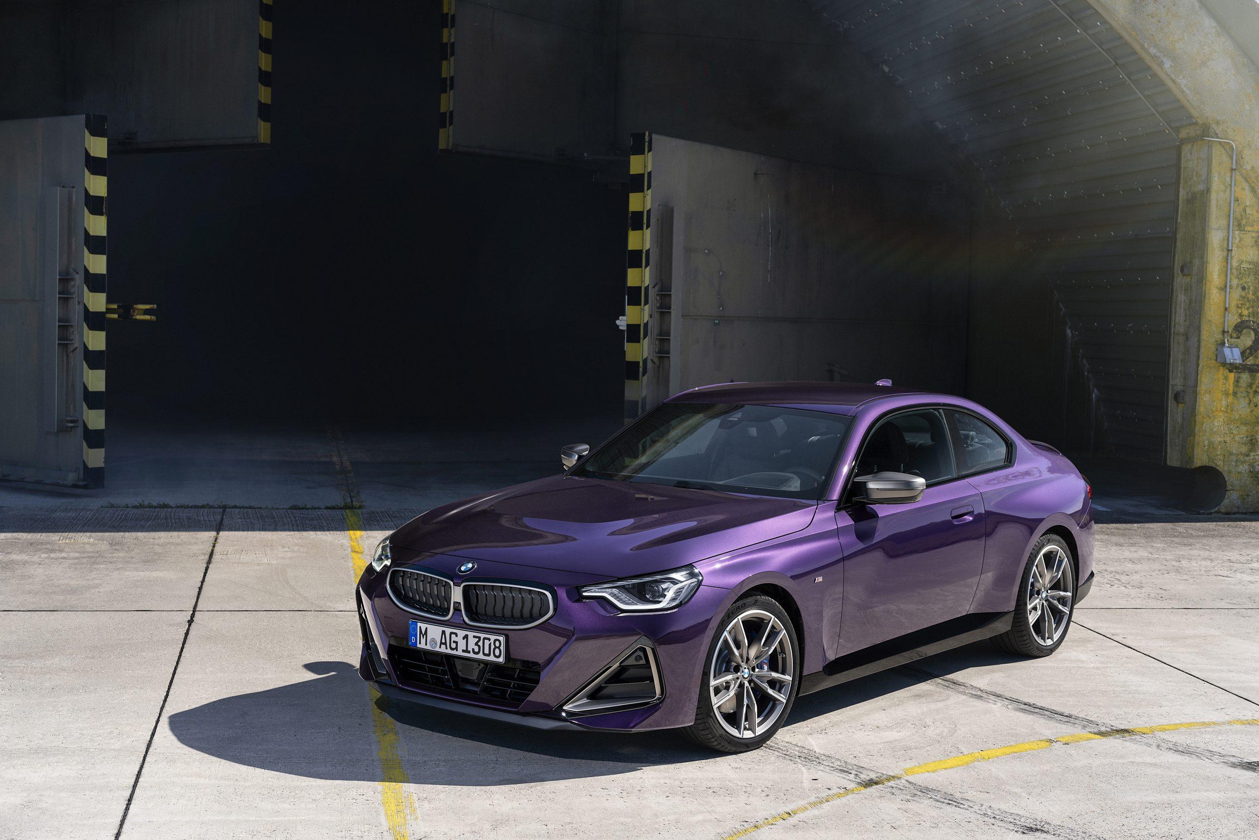 P90428476 highRes scaled Αυτή είναι η νέα BMW Σειρά 2 Coupe BMW, Bmw 2, BMW Σειρά 2, zblog, ειδήσεις, Νέα, Σειρά 2