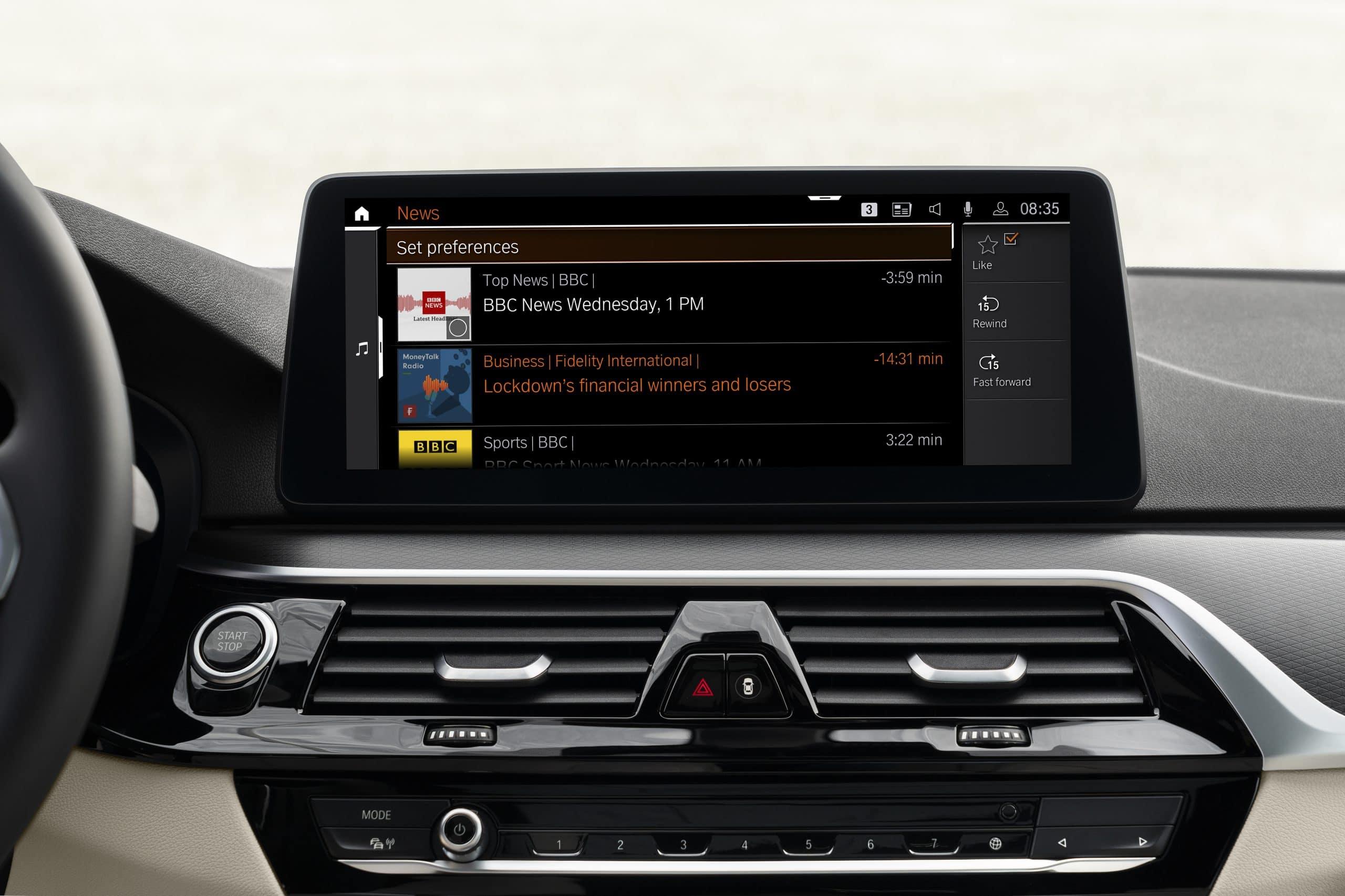 P90429970 highRes scaled Ειδήσεις σε πραγματικό χρόνο με την εφαρμογή BMW News BMW, BMW News, BMW News app, News app, ειδήσεις, Νέα