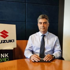 Photo κος Ιάκωβος Αλμασίδης Suzuki AFS Moto Manager 1 Νέος διευθυντής After Sales στη Suzuki Suzuki, αγορά