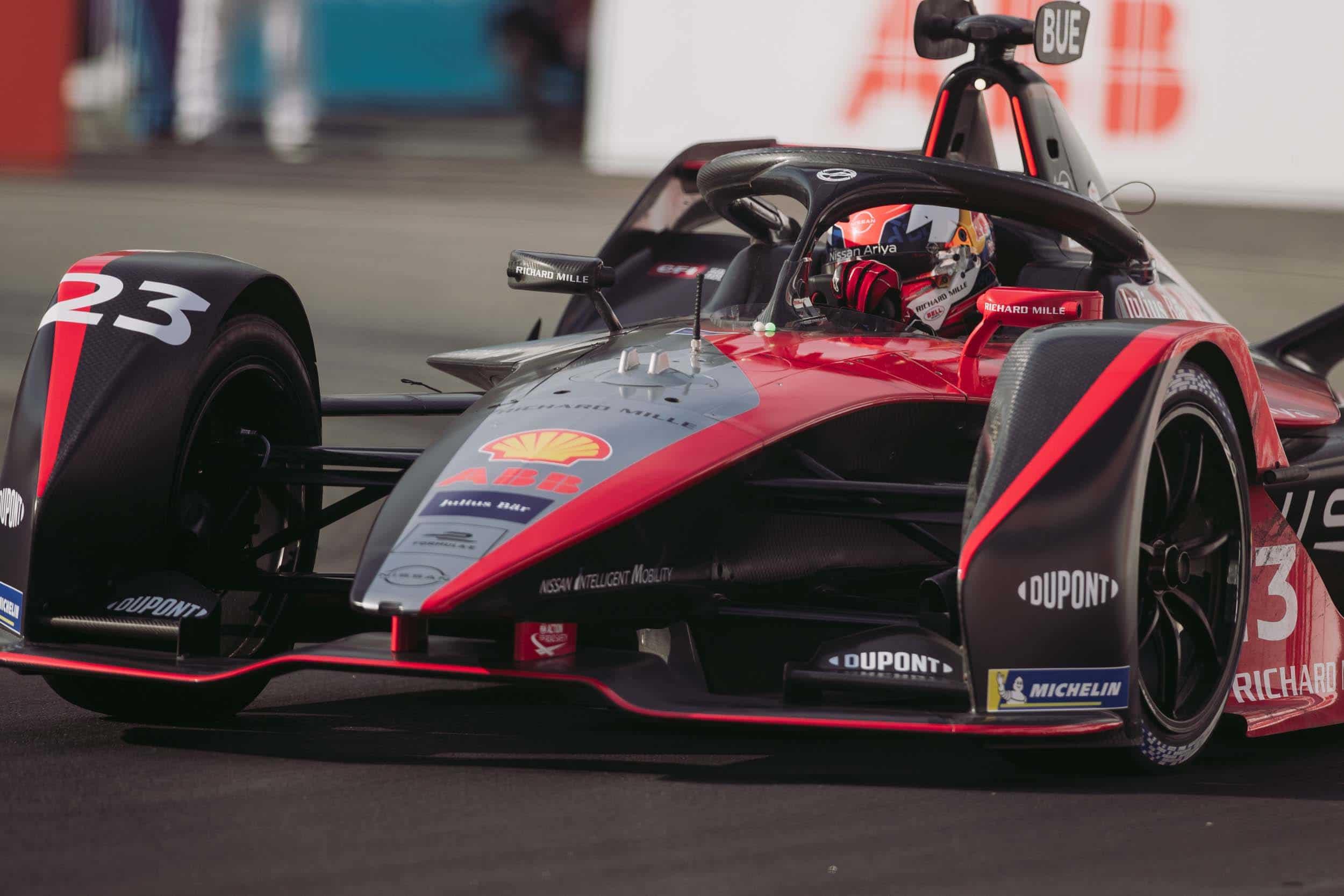 Sebastien Buemi DdRt1roM H Nissan e.dams ταξιδεύει στο Royal Docks για το London E-Prix Formula E, Nissan, Nissan e.dams, ειδήσεις, Νέα