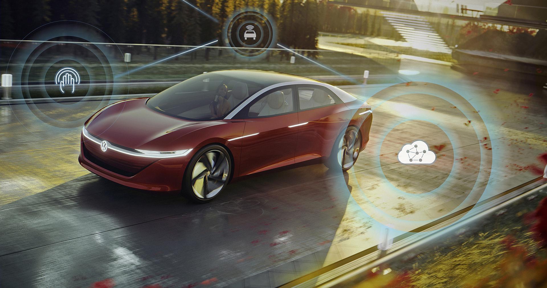 "VOLKSWAGEN INNOVATION TALK ID.VIZZION 1 Η Volkswagen μας αφήνει να ρίξουμε μια ""ματιά"" στο μέλλον της αυτοκίνησης Electric cars, electric vehicles, ID.3, ID.4, ID.4 GTX, Volkswagen, Volkswagen Group, Volkswagen ID.3, Volkswagen ID.4, Volkswagen ID.4 GTX, VW, VW ID.3, zblog, ειδήσεις, ηλεκτρικά, ηλεκτροκινηση, κινουμαι ηλεκτρικα, Νέα"